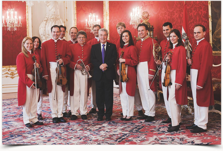 Musical ambassador of Austria