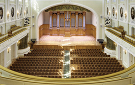 Grand Hall of the Moscow Conservatory